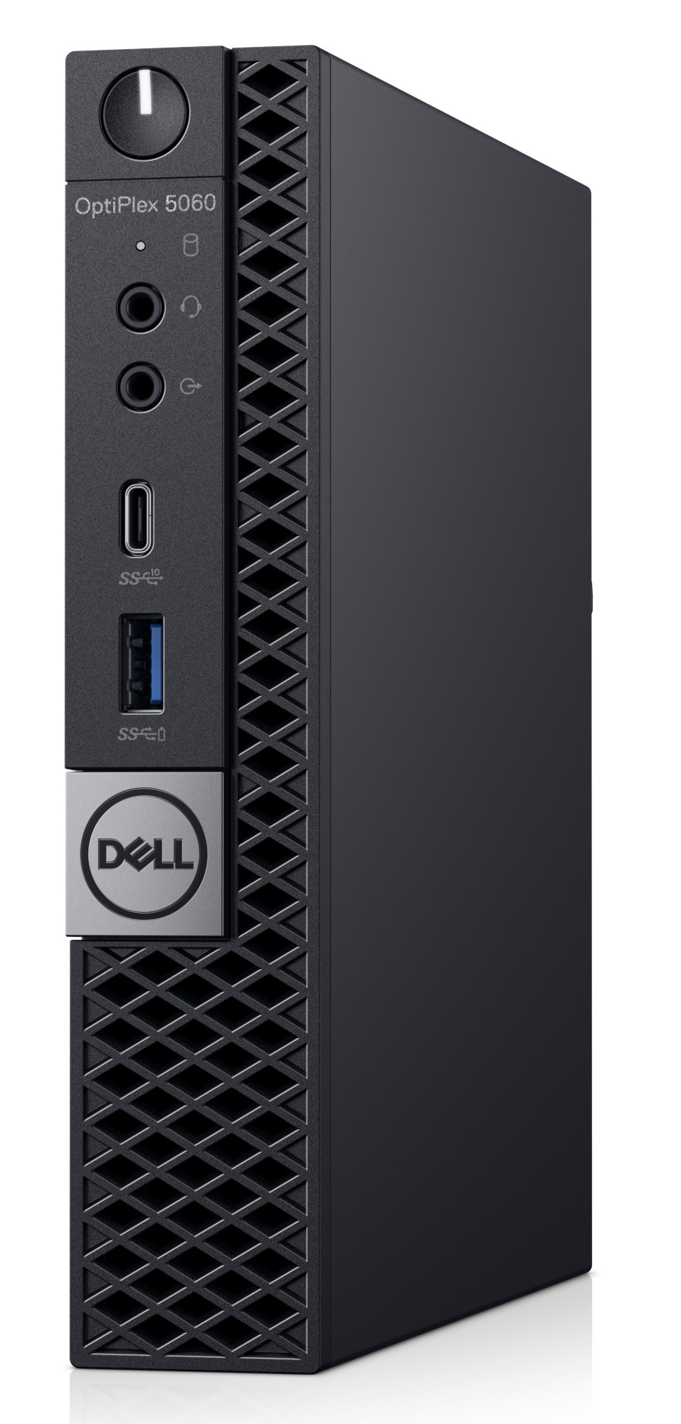 DELL OPTIPLEX 5060 2.1GHZ I5-8500T MFF BLACK MINI PC