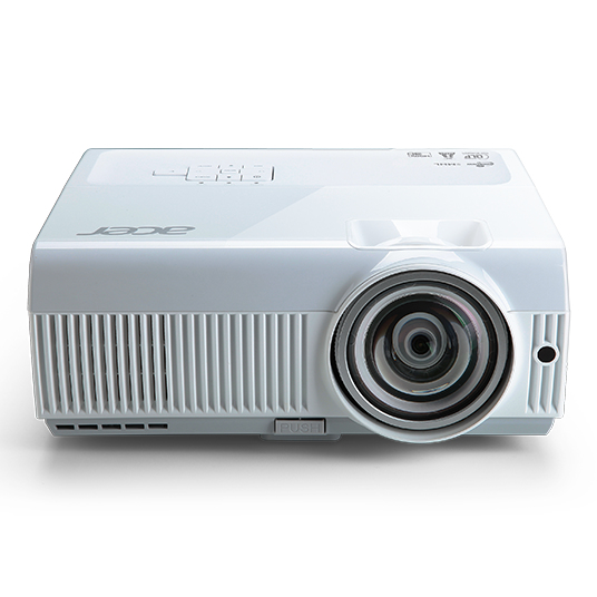 ACER PROFESSIONAL AND EDUCATION S1283HNE DESKTOP PROJECTOR 3100ANSI LUMENS DLP XGA (1024X768) 3D WHITE DATA