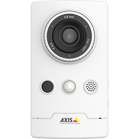 AXIS 0891-001 COMPANION CUBE IP SECURITY CAMERA INDOOR WHITE 1920 X 1080PIXELS