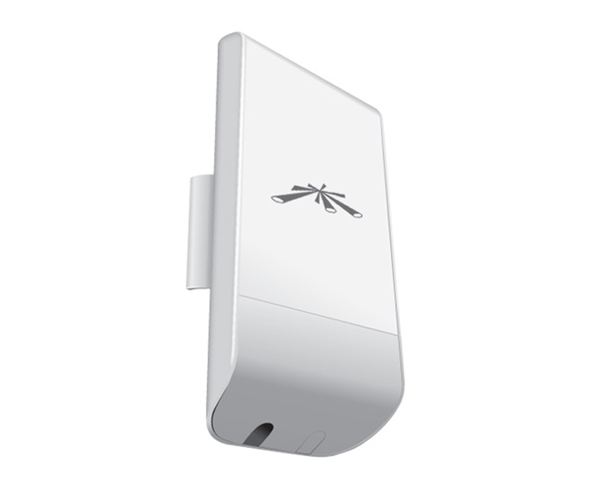 UBIQUITI NETWORKS LOCOM2 NANOSTATION M2 150MBIT - S POWER OVER ETHERNET (POE) WHITE WLAN ACCESS POINT