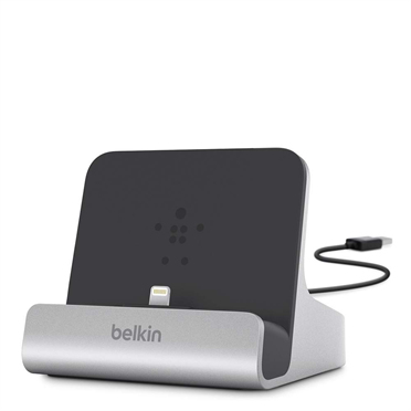 BELKIN EXPRESS DOCK F/ IPAD W/ BUILT-IN 4-FT USB CABLE (1.2M)