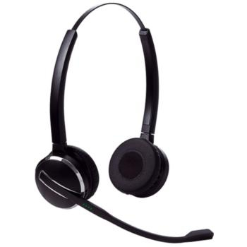 JABRA PRO 9400 REPLACEMENT BINAURAL HEAD-BAND BLACK HEADSET