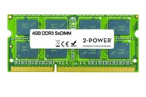 2-POWER 2PSPC31066SDNC14G PSA PARTS 4GB DDR3 1066MHZ MEMORY MODULE