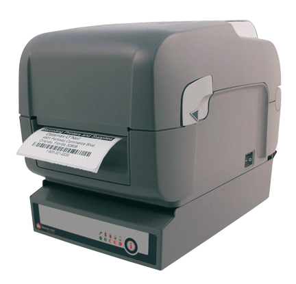 DATAMAX O'NEIL (BY HONEYWELL) E-CLASS MARK III E-4206P DIRECT THERMAL LABEL PRINTER