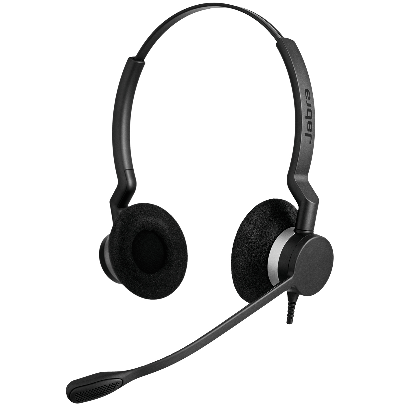 Jabra 2300 Binaural Head-band Black