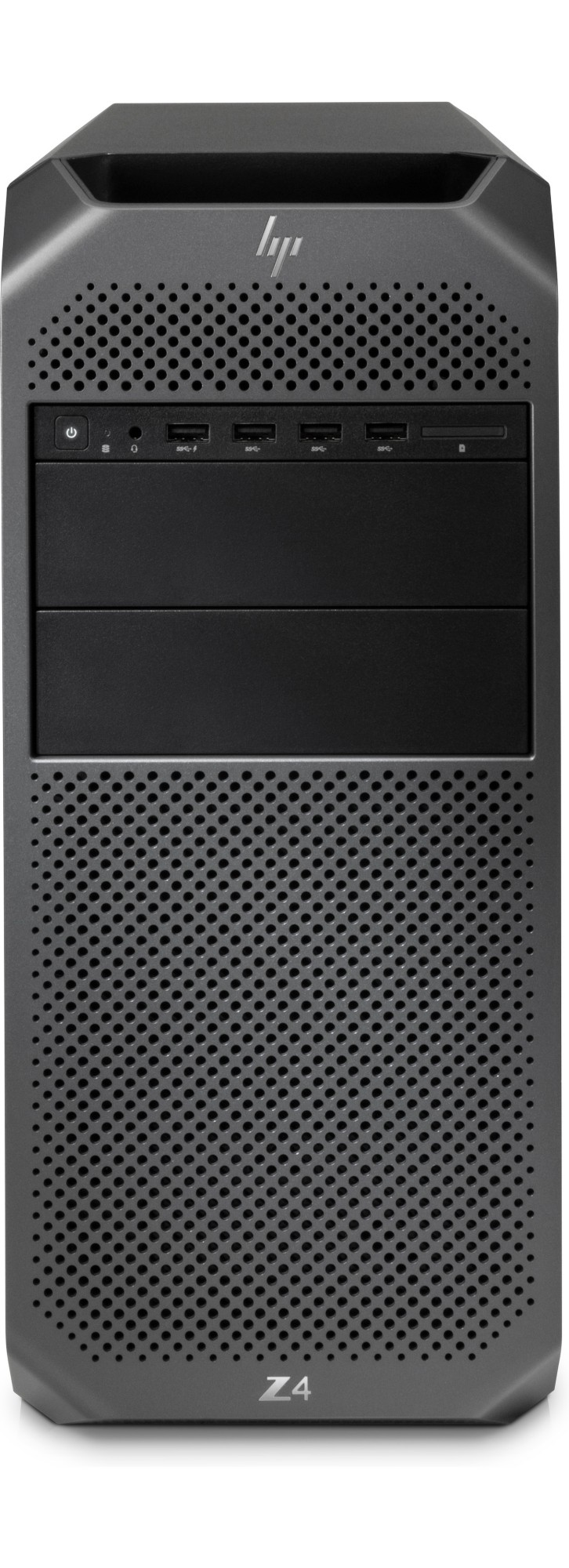 HP 2WU68EA#ABU Z4 G4 2.9GHZ W-2102 TOWER BLACK WORKSTATION