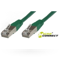MICROCONNECT B-FTP525G 25M CAT.5E CAT5E F/UTP (FTP) GREEN NETWORKING CABLE