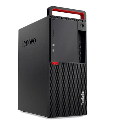 LENOVO 10MM003CGE THINKCENTRE M910 3.6GHZ I7-7700 TOWER BLACK PC