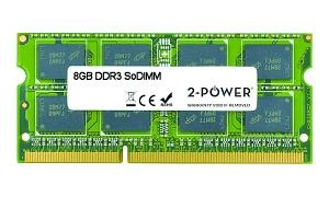 2-POWER PSA PARTS 2PSPC3036SDBC18G 8GB DDR3 MEMORY MODULE