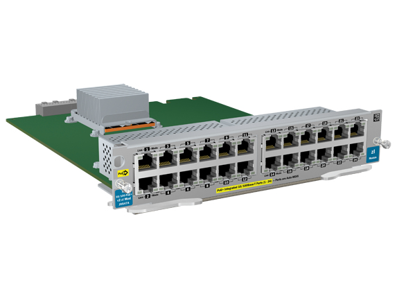 HPE J9547A FAST ETHERNET NETWORK SWITCH MODULE