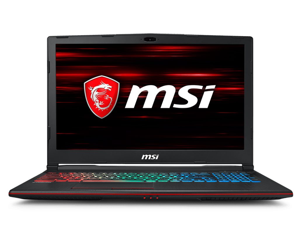 MSI GAMING GP63 8RE-065UK LEOPARD 2.2GHZ I7-8750H 15.6
