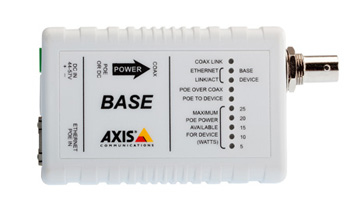 AXIS 5026-401 T8640 ETHERNET OVER COAX POE+