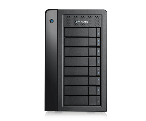 PROMISE TECHNOLOGY F40P3R800000009 PEGASUS3 SYMPLY EDITION R8 32TB (8 X 4TB)