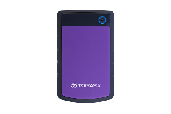 TRANSCEND STOREJET 25H3 4000GB BLACK,PURPLE EXTERNAL HARD DRIVE