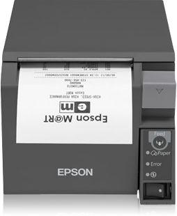 EPSON TM-T70II THERMAL POS PRINTER 180 X 180DPI