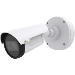 AXIS 0890-001 P1435-LE 22MM IP SECURITY CAMERA INDOOR & OUTDOOR BULLET WHITE 1920 X 1080PIXELS