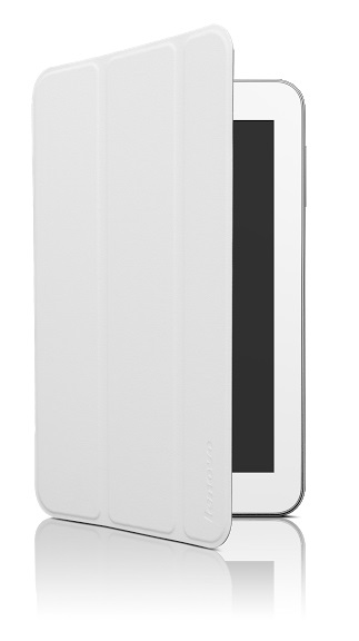 LENOVO 888015753 FOLIO CASE & FILM WHITE