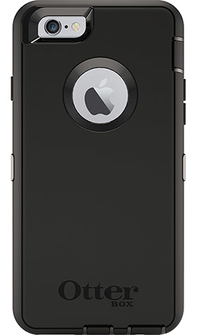 OTTERBOX 77-52176 F - IPHONE 6 6S, BLACK