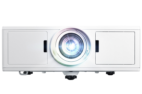 Optoma ZW500T-W data projector 5000 ANSI lumens DMD WXGA (1280x800) 3D Desktop projector White