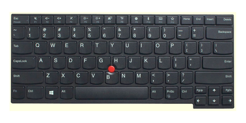 LENOVO 01EP488 KEYBOARD NOTEBOOK SPARE PART