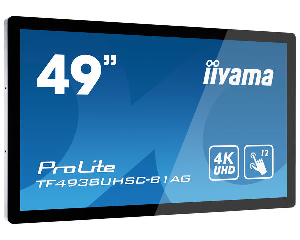 IIYAMA PROLITE TF4938UHSC-B1AG TOUCH SCREEN MONITOR