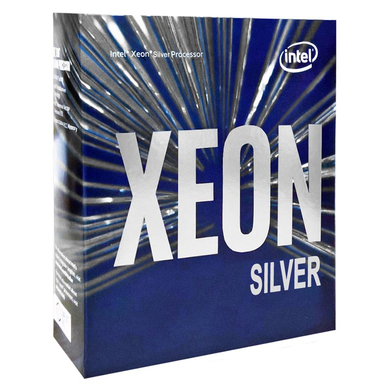 INTEL XEON SILVER 4112 PROCESSOR (8.25M CACHE, 2.60 GHZ) 2.6GHZ 8.25MB L3 BOX