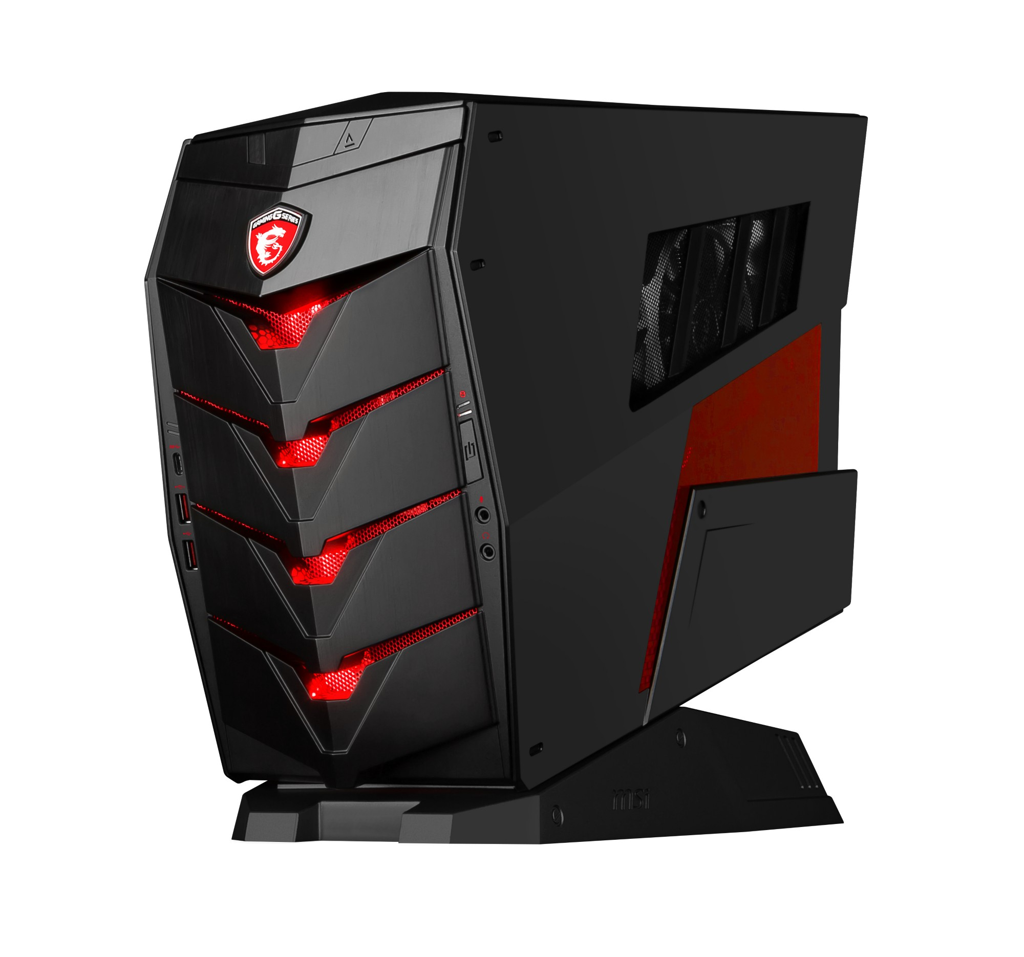 MSI AEGIS -204EU 3.4GHZ I7-6700 DESKTOP BLACK,RED PC
