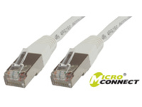 MICROCONNECT SSTP615W SSTP CAT6 15M WHITE NETWORKING CABLE