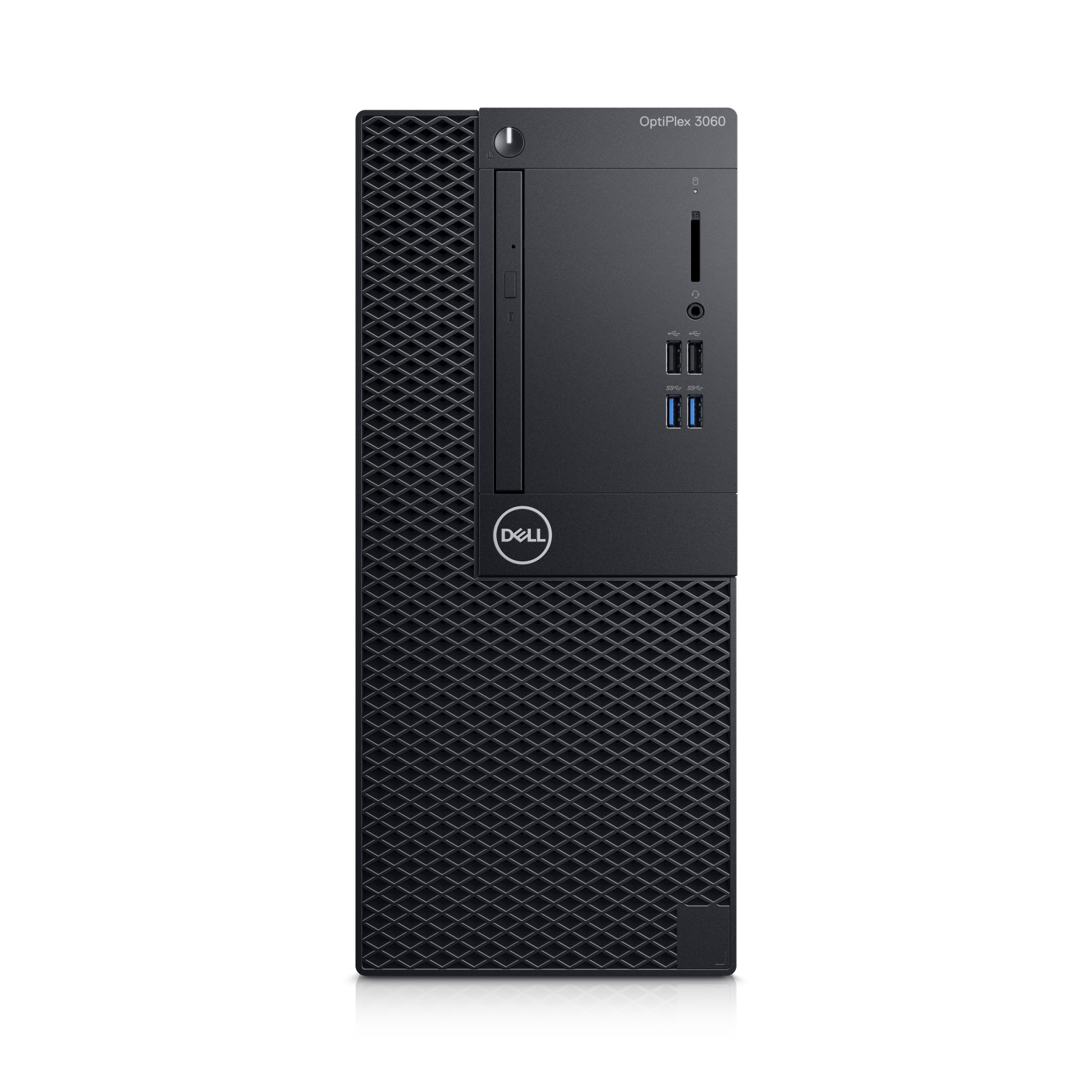 DELL OPTIPLEX 3060 3.6GHZ I3-8100 MIDI TOWER BLACK PC
