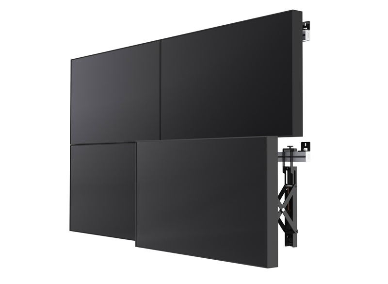 SMS SMART MEDIA SOLUTIONS PW010020 MULTI DISPLAY WALL + 60
