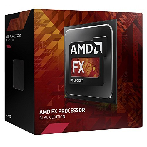 AMD FD6300WMHKBOX FX 6300 3.5GHZ 8MB L3 BOX PROCESSOR