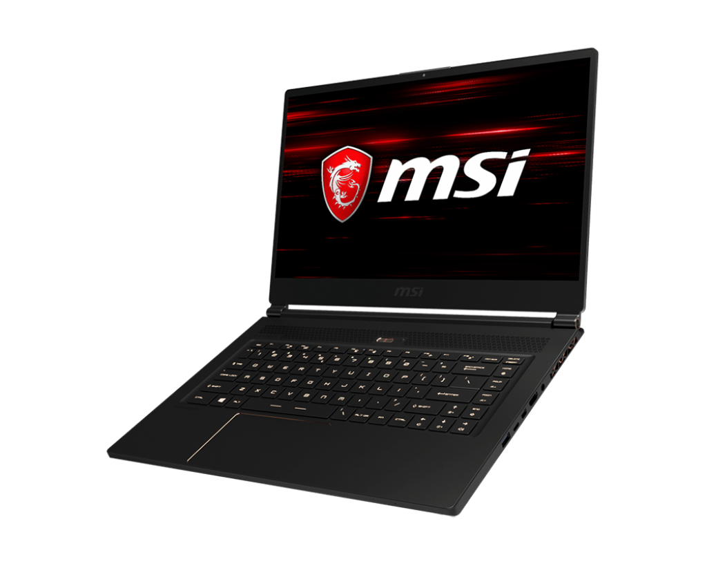 MSI GAMING GS65 8RE-011UK STEALTH THIN 2.2GHZ I7-8750H 15.6