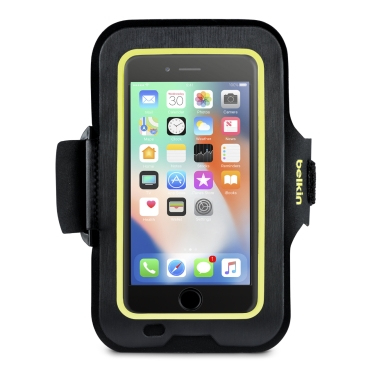 BELKIN SPORT-FIT ARMBAND FOR IPHONE 8, 7 AND 6/6S