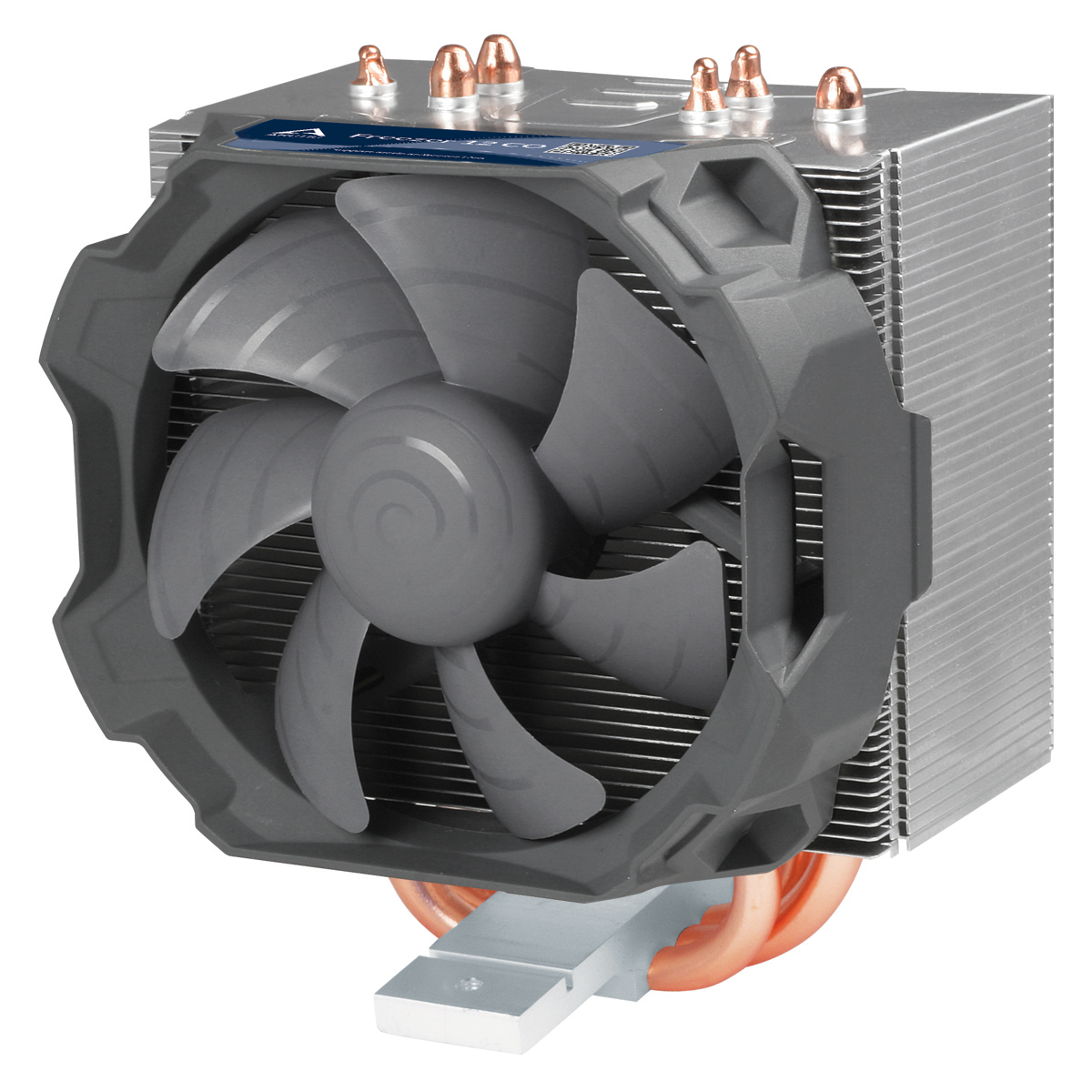 ARCTIC ACFRE00030A FREEZER 12 CO - COMPACT SEMI PASSIVE TOWER CPU COOLER FOR CONTINUOUS OPERATION
