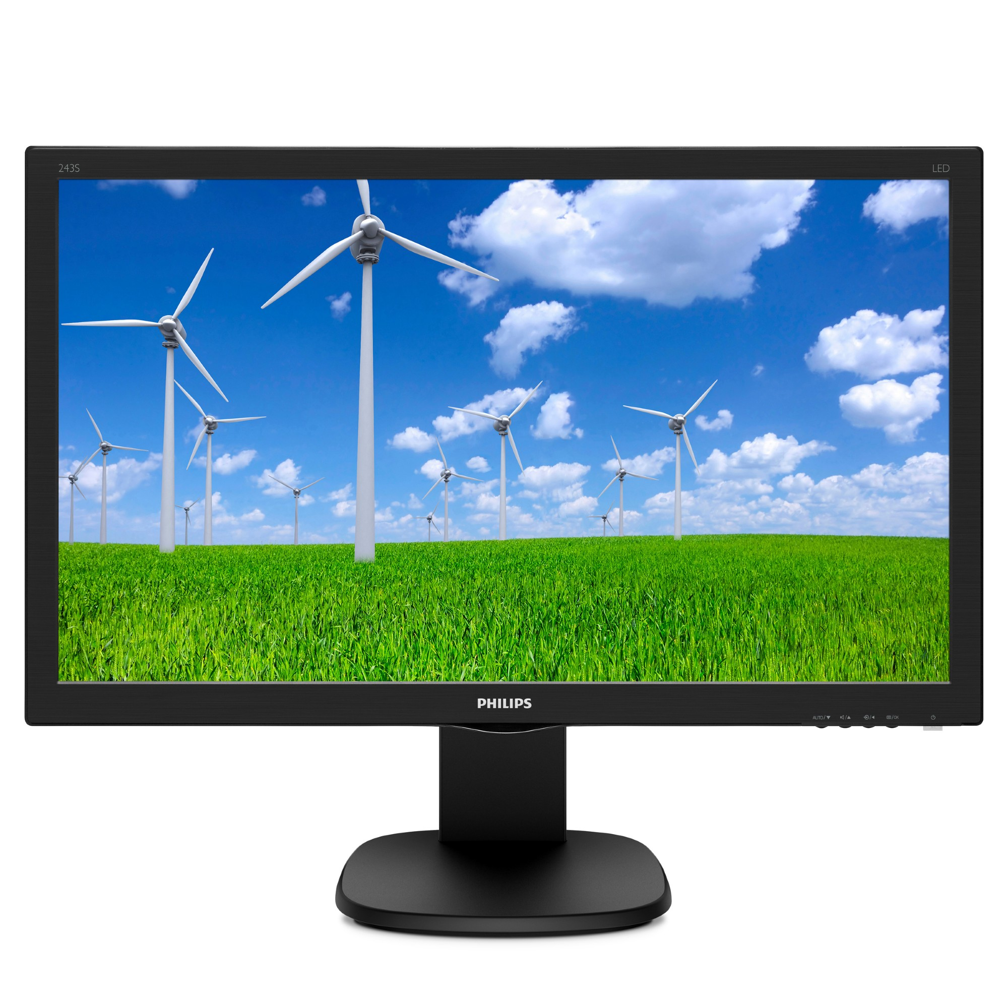 PHILIPS S LINE LCD MONITOR 243S5LJMB/00