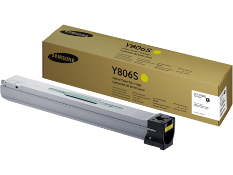 SAMSUNG HP SS728A (CLT-Y806S) TONER YELLOW, 30K PAGES