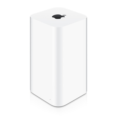 APPLE AIRPORT TIME CAPSULE 2TB WI-FI 2000GB WHITE EXTERNAL HARD DRIVE