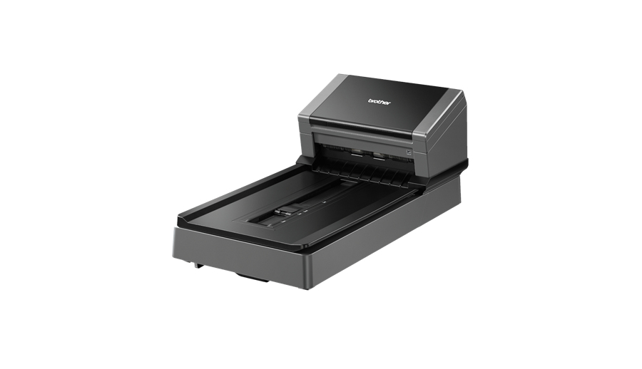 BROTHER PDS-5000F FLATBED & ADF SCANNER 600 X 600DPI A4 BLACK