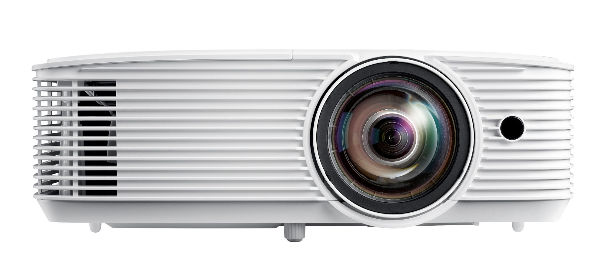 Optoma W318STe data projector 3800 ANSI lumens DLP WXGA (1280x800) 3D Desktop projector White