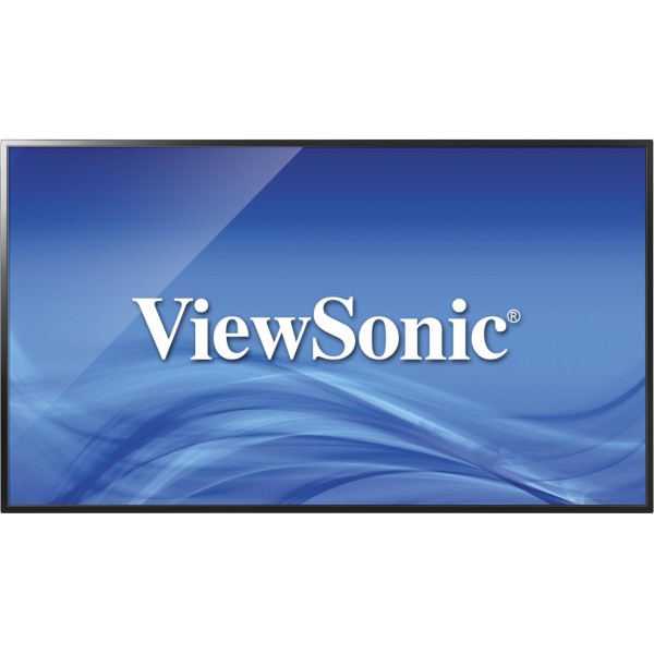 VIEWSONIC CDE4803 DIGITAL SIGNAGE FLAT PANEL 48