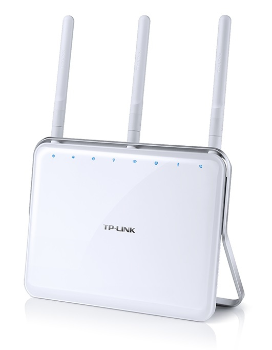 TP-LINK ARCHER VR900V DUAL-BAND (2.4 GHZ / 5 GHZ) GIGABIT ETHERNET WHITE WIRELESS ROUTER