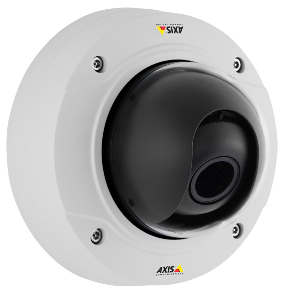 AXIS 0952-001 P3225-V MK II IP SECURITY CAMERA INDOOR DOME WHITE 1920 X 1080PIXELS