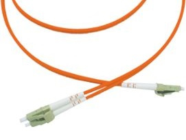 PROLABS CAB-OM3-LC-LC-7M OM3 LC-LC 7M LC LSZH ORANGE FIBER OPTIC CABLE
