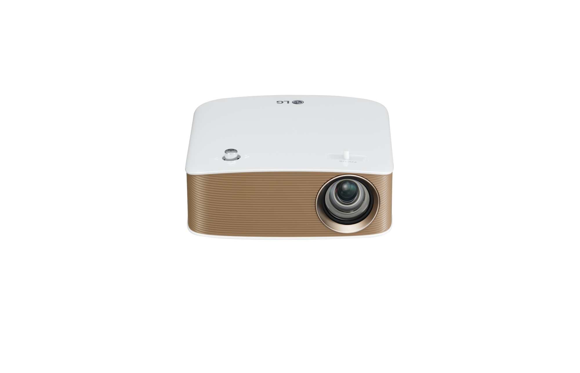 LG PH150G PORTABLE PROJECTOR 130ANSI LUMENS DLP 720P (1280X720) GOLD, WHITE DATA