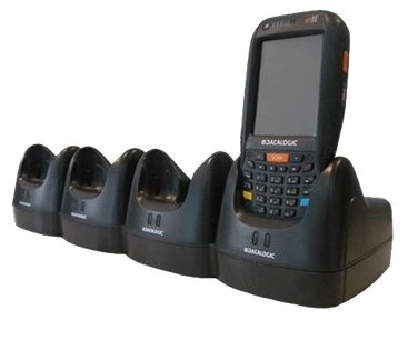 DATALOGIC 94A150056 PDA BLACK MOBILE DEVICE DOCK STATION