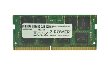 2-POWER MEM5503A 8GB DDR4 2133MHZ MEMORY MODULE