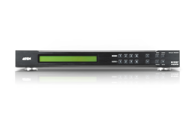 ATEN TECHNOLOGY VM3404H HDMI VIDEO SWITCH