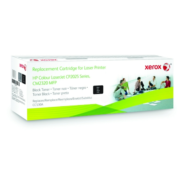 XEROX 003R99792 COMPATIBLE TONER BLACK, 3.5K PAGES @ 5% COVERAGE (REPLACES HP 304A)