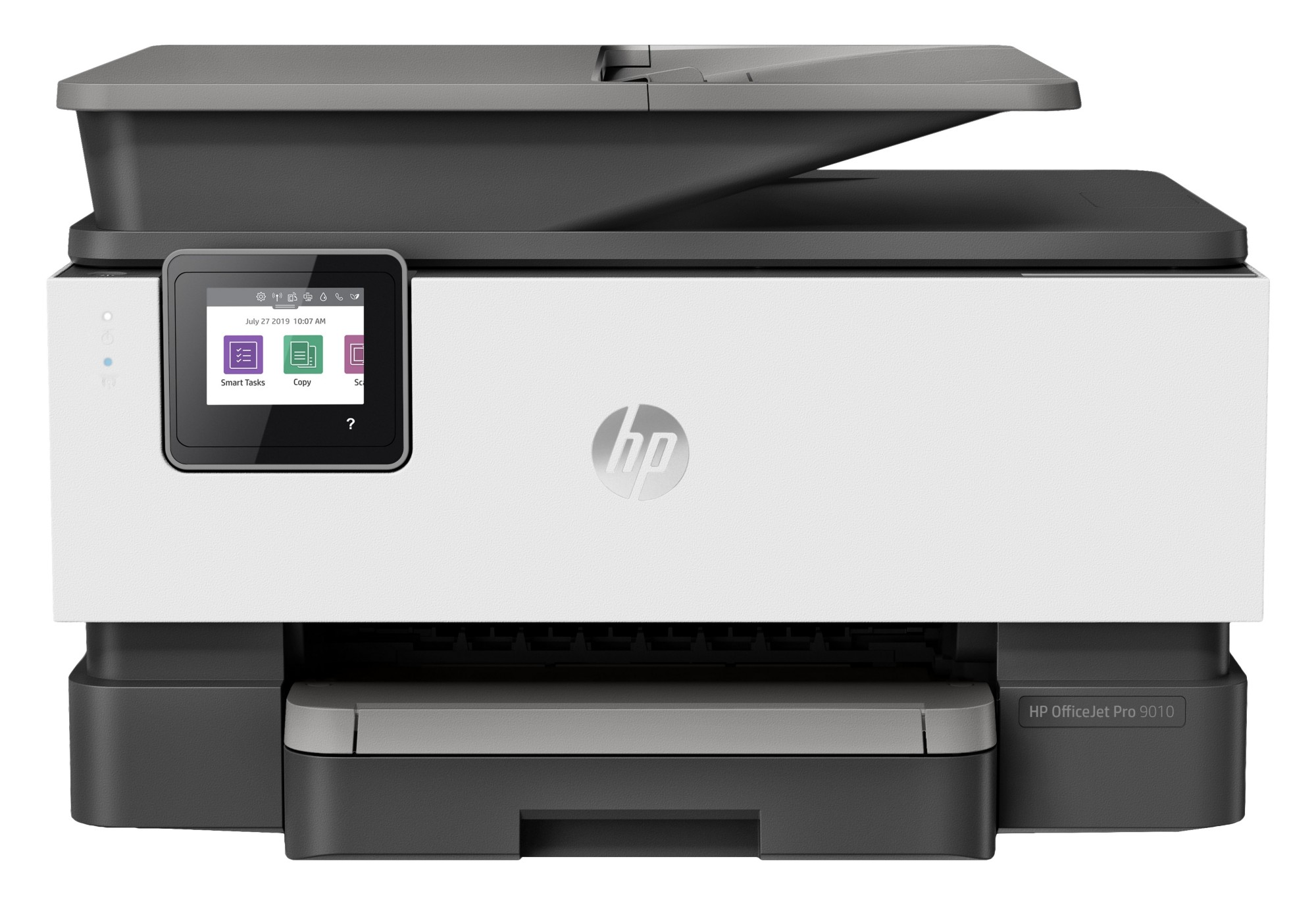 HP OfficeJet Pro 9012 All-in-one wireless printer Print,Scan,Copy from your phone, Instant Ink ready & voice activated (works with Alexa and Google As