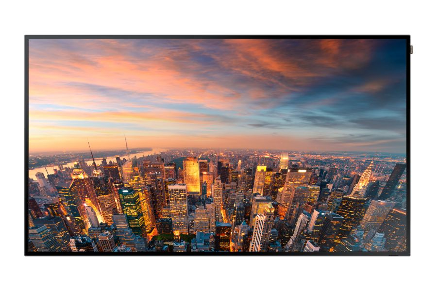 SAMSUNG DM82D DIGITAL SIGNAGE FLAT PANEL 82